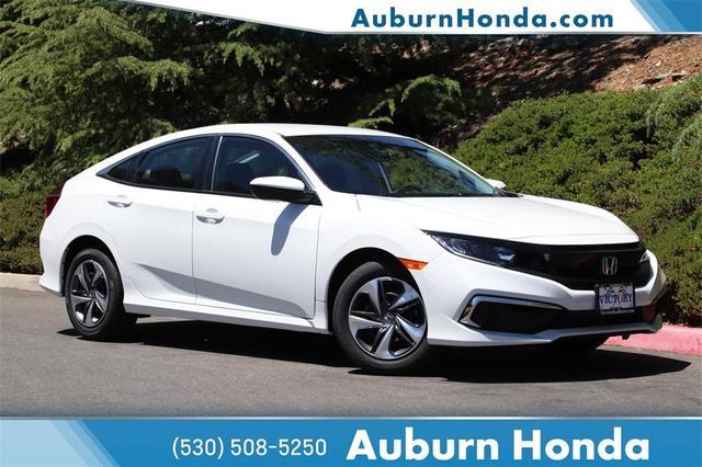 new 2021 Honda Civic car, priced at $22,640
