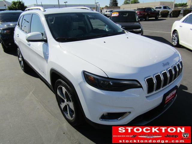 used 2019 Jeep Cherokee car, priced at $28,999