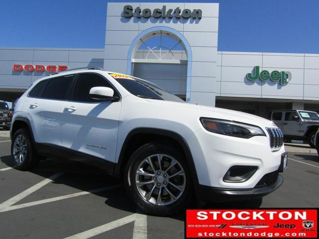 used 2019 Jeep Cherokee car, priced at $25,999