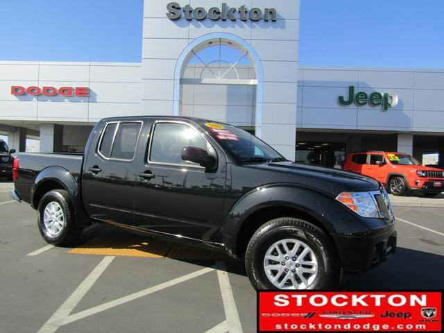 used 2019 Nissan Frontier car, priced at $30,499