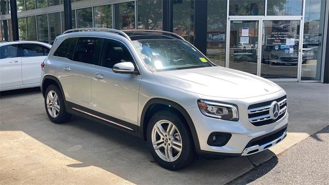 new 2020 Mercedes-Benz GLB 250 car, priced at $46,390