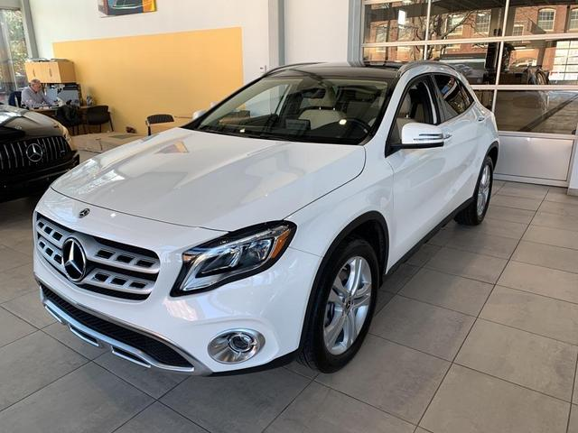 used 2020 Mercedes-Benz GLA 250 car, priced at $38,750