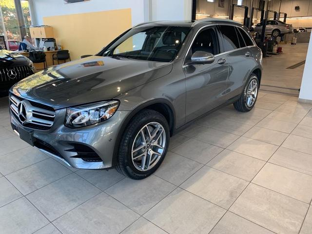 used 2017 Mercedes-Benz GLC 300 car, priced at $36,750