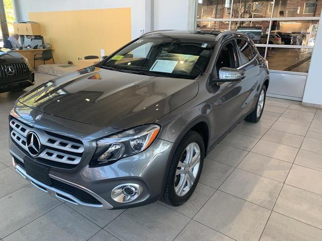 used 2018 Mercedes-Benz GLA 250 car, priced at $29,750