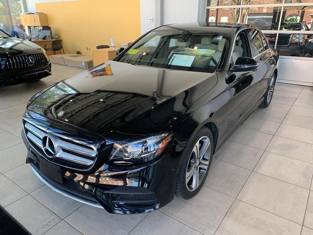 used 2017 Mercedes-Benz E-Class car, priced at $37,750