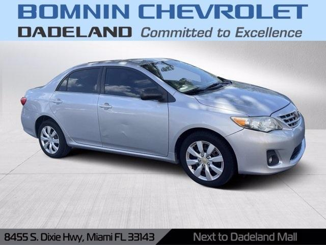 used 2013 Toyota Corolla car, priced at $8,490