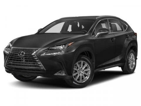 new 2021 Lexus NX 300 car, priced at $41,293