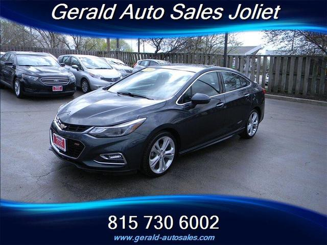 used 2018 Chevrolet Cruze car, priced at $14,904