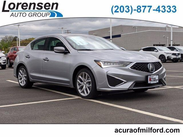 new 2021 Acura ILX car, priced at $27,125