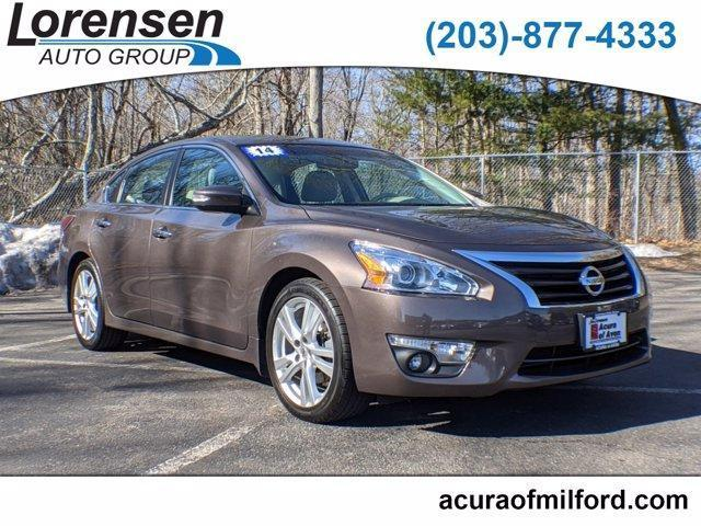 used 2014 Nissan Altima car, priced at $14,346