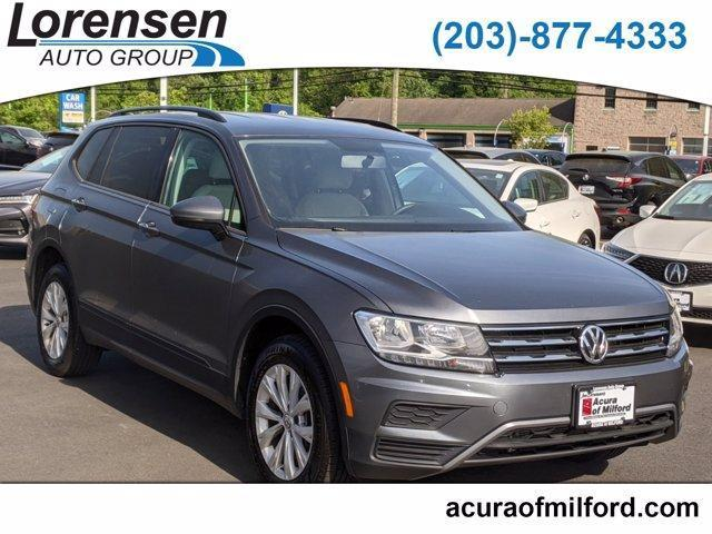 used 2018 Volkswagen Tiguan car, priced at $20,700