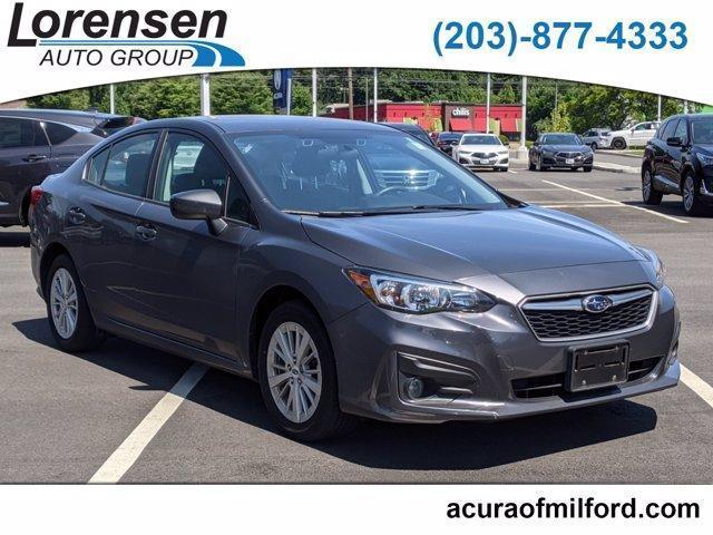 used 2018 Subaru Impreza car, priced at $21,150