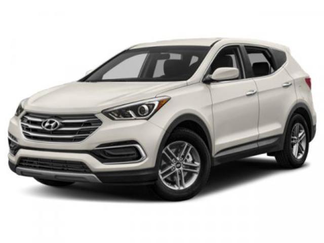 used 2018 Hyundai Santa Fe Sport car, priced at $23,300