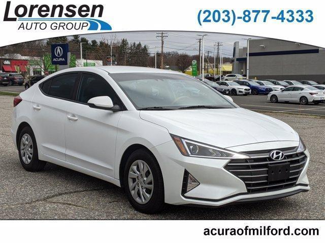 used 2020 Hyundai Elantra car, priced at $17,352