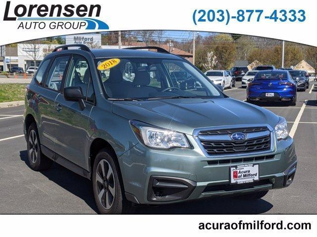 used 2018 Subaru Forester car, priced at $22,400