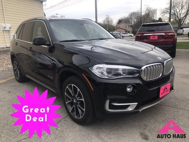 used 2017 BMW X5 car, priced at $26,777
