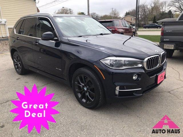 used 2015 BMW X5 car, priced at $19,641