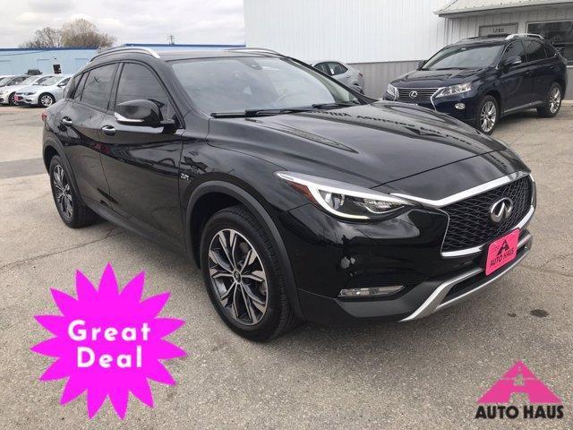 used 2018 INFINITI QX30 car, priced at $17,939