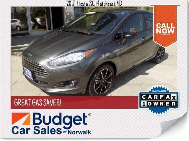 used 2017 Ford Fiesta car, priced at $12,999