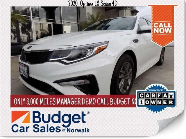 used 2020 Kia Optima car, priced at $21,999