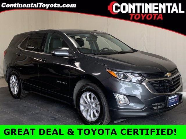 used 2018 Chevrolet Equinox car, priced at $18,888