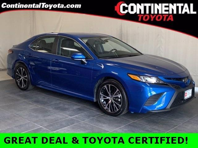 used 2019 Toyota Camry car, priced at $24,444