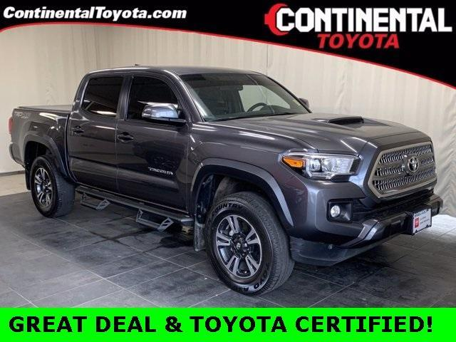 used 2017 Toyota Tacoma car, priced at $39,215