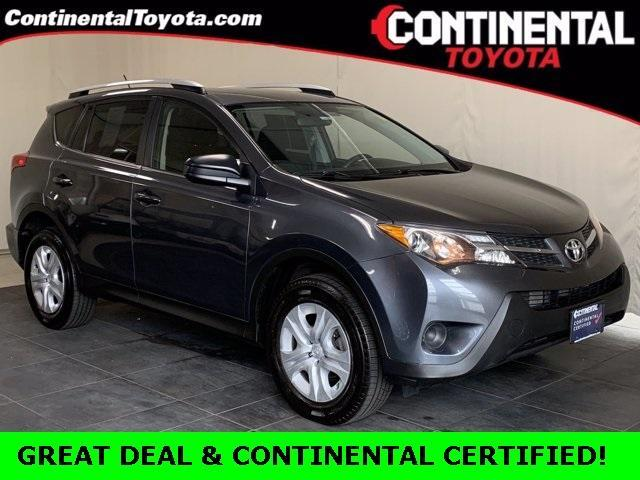 used 2015 Toyota RAV4 car, priced at $16,543