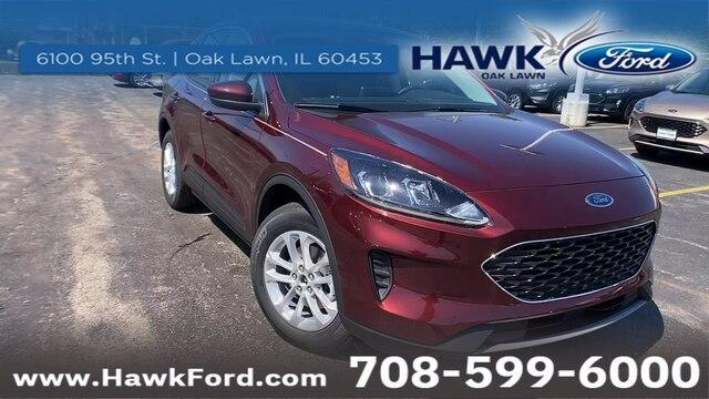 new 2021 Ford Escape car, priced at $27,965