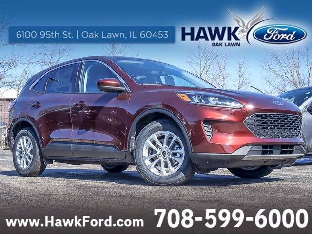 new 2021 Ford Escape car, priced at $25,965