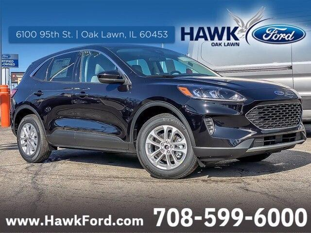 new 2021 Ford Escape car, priced at $28,610