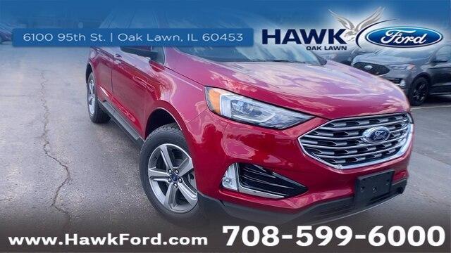 new 2021 Ford Edge car