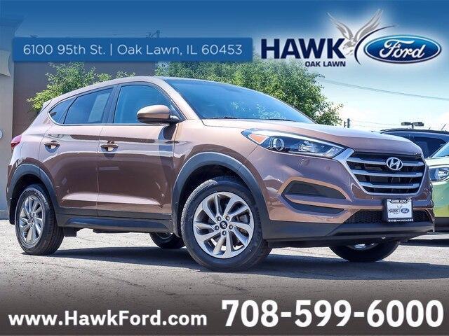 used 2017 Hyundai Tucson car, priced at $18,888