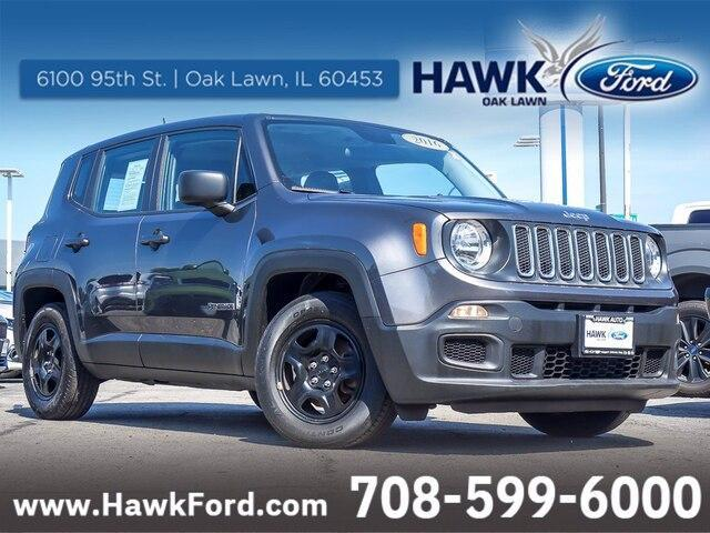 used 2016 Jeep Renegade car, priced at $16,498