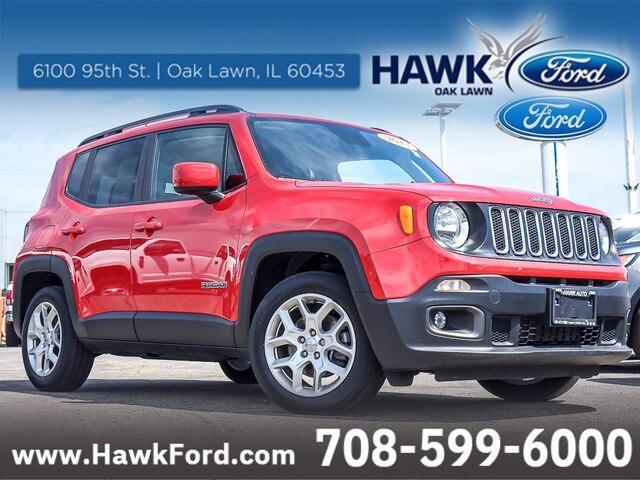 used 2018 Jeep Renegade car, priced at $18,998
