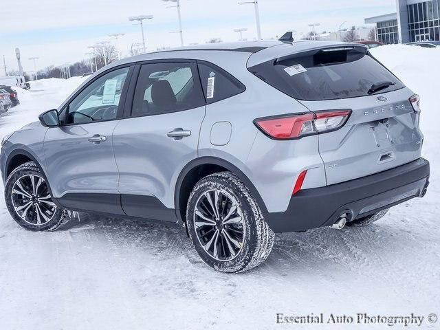 new 2021 Ford Escape car, priced at $25,475