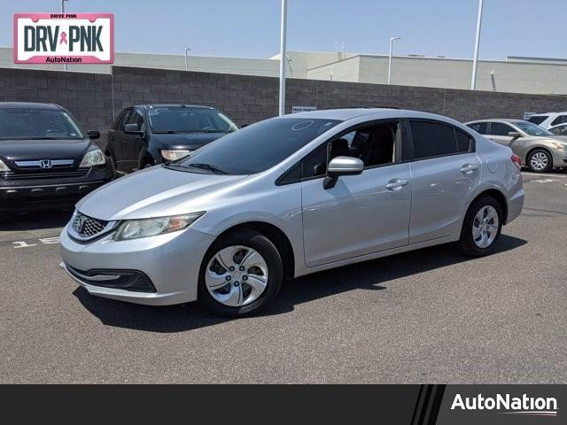 used 2014 Honda Civic car, priced at $9,992
