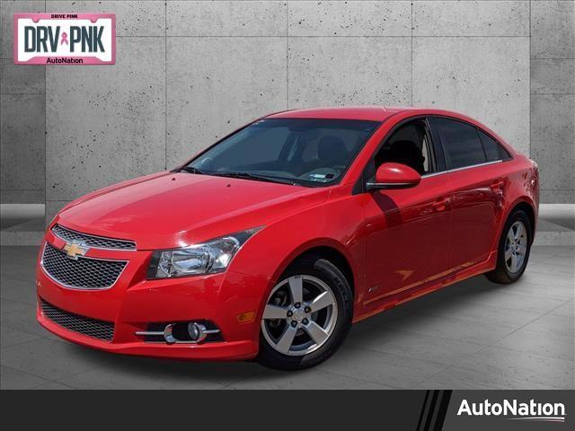 used 2014 Chevrolet Cruze car, priced at $8,212