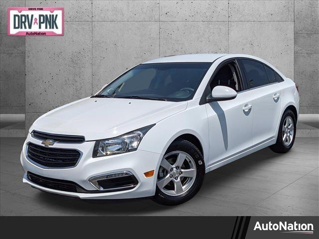 used 2016 Chevrolet Cruze Limited car, priced at $10,913