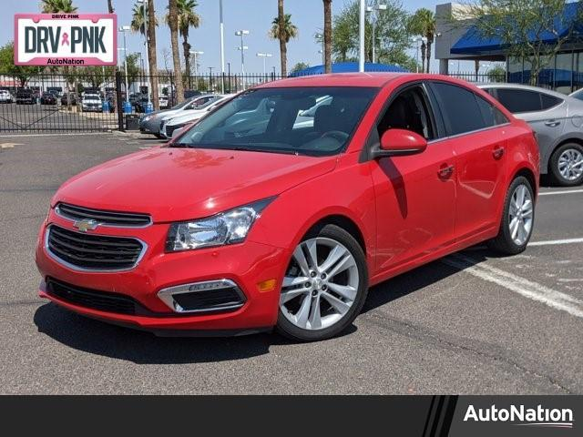 used 2015 Chevrolet Cruze car, priced at $10,499