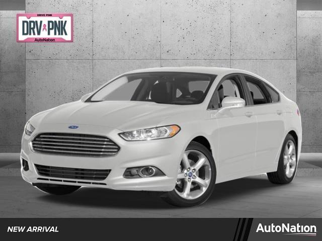 used 2014 Ford Fusion car, priced at $12,457