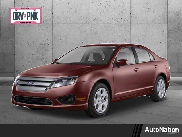 used 2012 Ford Fusion car, priced at $7,712