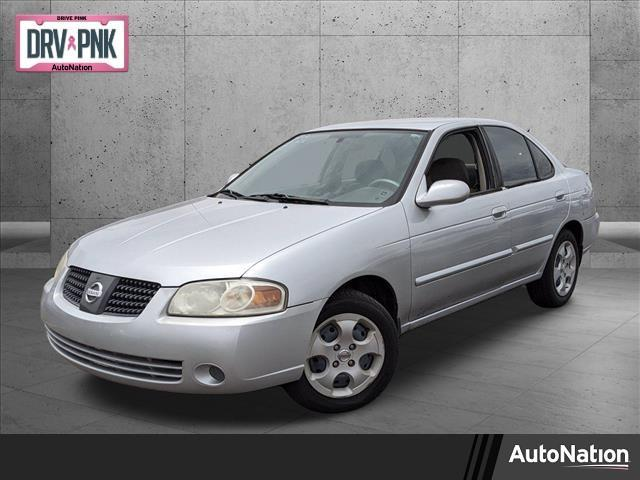 used 2006 Nissan Sentra car, priced at $4,494