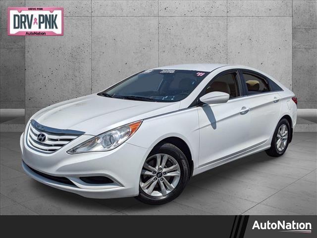 used 2011 Hyundai Sonata car, priced at $8,298