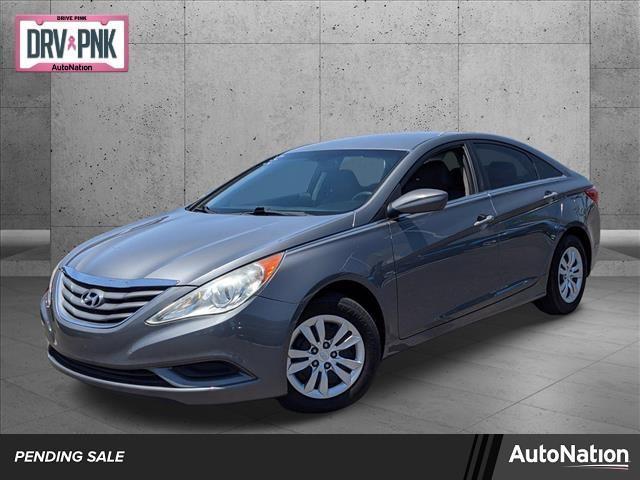 used 2011 Hyundai Sonata car, priced at $8,457