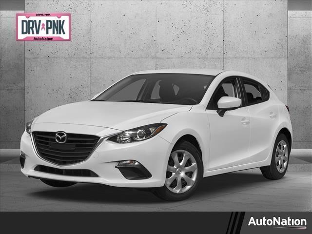 used 2016 Mazda Mazda3 car, priced at $9,998