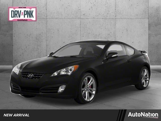 used 2011 Hyundai Genesis Coupe car, priced at $9,992