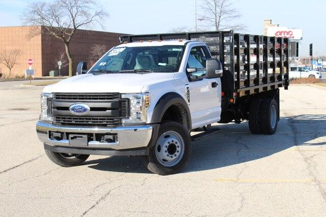 used 2019 Ford F-450 car, priced at $49,583