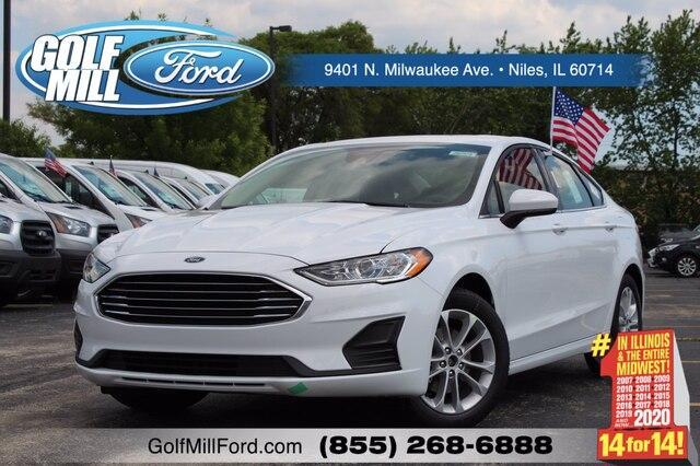 new 2020 Ford Fusion car, priced at $19,021