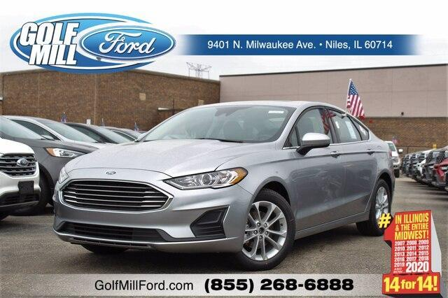new 2020 Ford Fusion car, priced at $18,879